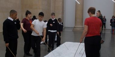 Year 7 Trip To The Tate Britain Art Gallery
